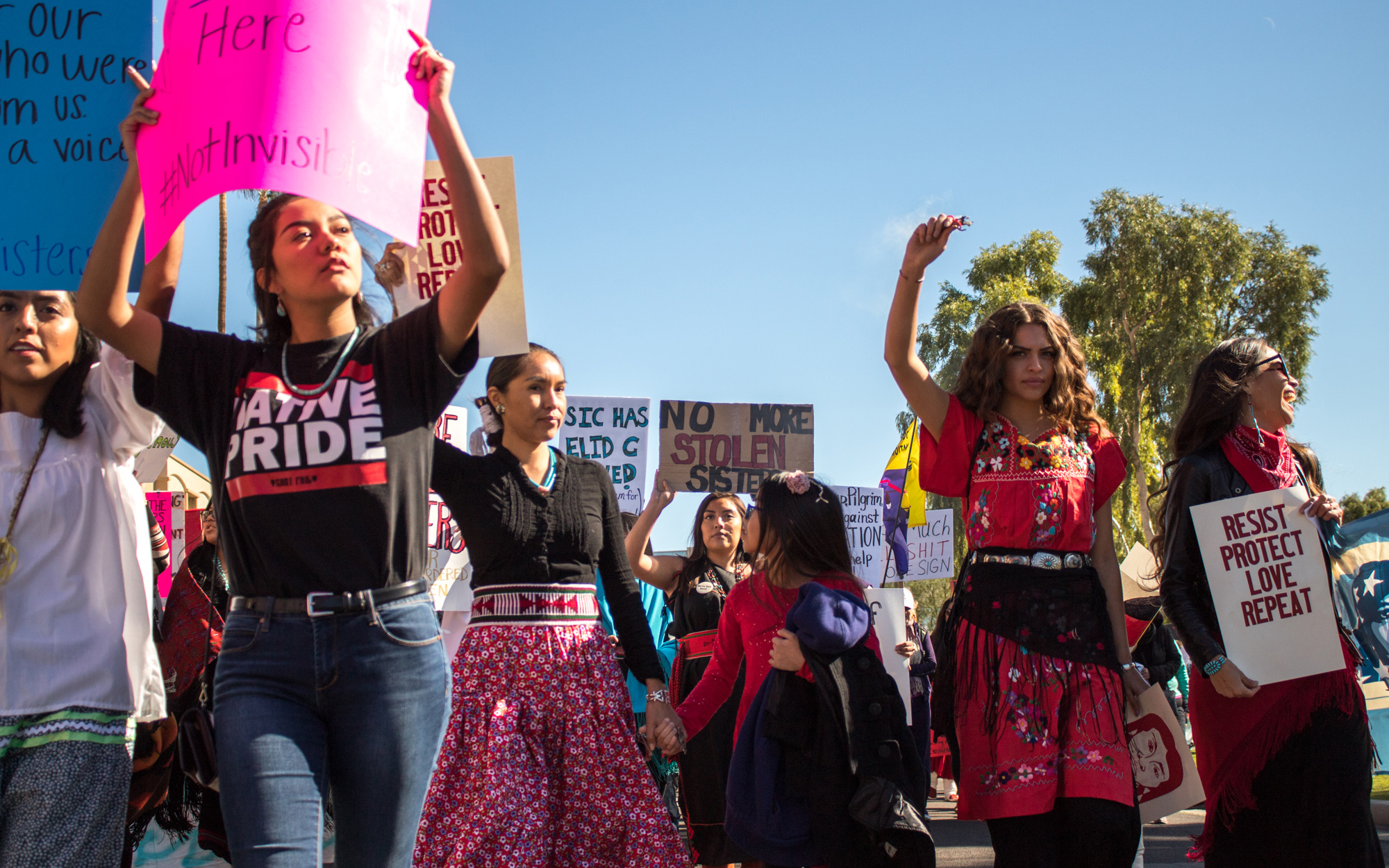 Arizona's 2018 Women's March highlights the high rates of